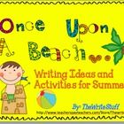 SUMMER WRITING:  Do you need something refreshing and new for summer to keep kids writing in a meaningful way?  This is it! Great for homeschoolers...