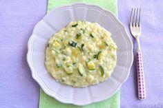 Risotto con zucchine e philadelphia, scopri la ricetta: http://www.misya.info/2014/06/30/risotto-con-zucchine-e-philadelphia.htm