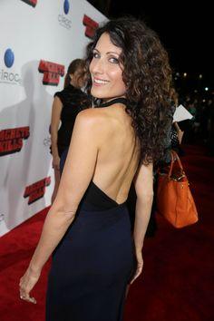 "Lisa Edelstein @  ""Machete Kills"" Los Angeles Premiere, 10/2/2013"