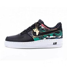 new styles 27fb4 5e5bf Nike Air Force 1 Low BHM Limited