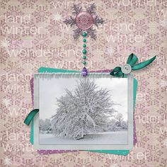 Layout created with Brrr Collection.
