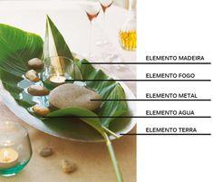 Altar dos 5 elementos