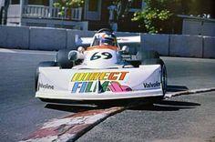 Gilles Villeneuve - March 77B [26 or 27] Ford BDN Morris - Écurie Canada Direct Film - Grand Prix de Trois-Rivières 1977 - Non championship race