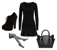 """""""OHSHC RP #2"""" by shattereddemon ❤ liked on Polyvore featuring WithChic and New Look"""
