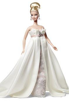 >Barbie is Eternal. Platinum Label.  RD: 7/14/2012  PC:W3497. (2012 Barbie Convention)