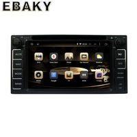 800*480 Quad Core 16G 6.2Inch Pure Android 5.1.1 Car Radio for TOYOTA VIOS for TOYOTA TUNDRA for TOYOTA HIGHLANDER DVD Player