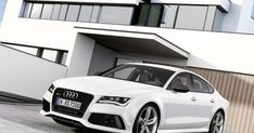 All-new High-performance 2014 Audi RS 7 Pricing And Details