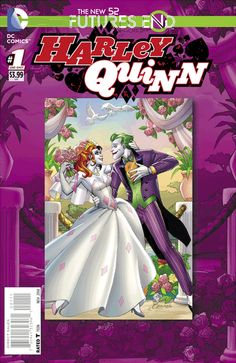 HARLEY QUINN: FUTURES END #1   DC Comics