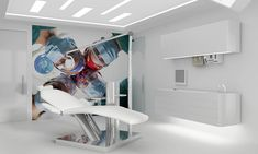 Wretched Dental Surgery Recovery Tips Dental Office Decor, Medical Office Design, Healthcare Design, Clinic Interior Design, Clinic Design, Dentist Clinic, Spa Treatment Room, Cabinet Medical, Dental Design