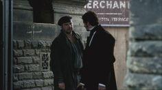 Higgins procura Thornton p/pedir-lhe um emprego como Maragereth sugerira