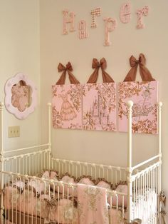 Romantic Kids' Rooms from Susie Fougerousse : Designers' Portfolio 3449 : Home & Garden Television#//room-kids-rooms