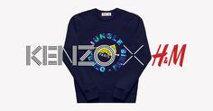 Udtryk dig selv med denne markante og farverige style fra KENZO x H&M-kollektionen. #KENZOxHM