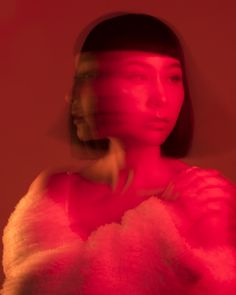 ITAP of myself in red light with a long exposure [MLM] Photography Long Exposure, Long Exposure Photos, Portrait Photography Poses, Time Photography, Conceptual Photography, Double Exposure, Light Photography, Beauty Photography, Creative Photography