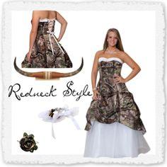 Redneck Wedding Dresses   Redneck Wedding Dresses – Camo or Plaid?   Redneck Wedding Ideas
