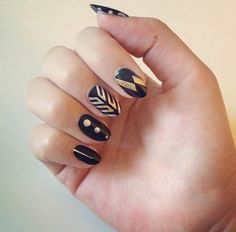 Mani talk: Flash tats … for your nails!