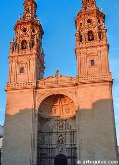 Catedral de Logroño. Concatedral de Santa María la Redonda