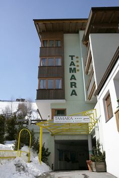 Tamara, At The Hotel, Austria