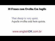 10 Frases com Ovelha Em Inglês   EnglishOk http://www.englishok.com.br/10-frases-com-ovelha-em-ingles/