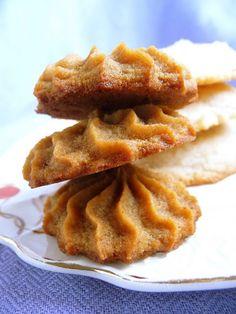 Cream Cheese Cookies (Gluten-Free, Soy-Free, Vegan, Refined Sugar-Free Optional)