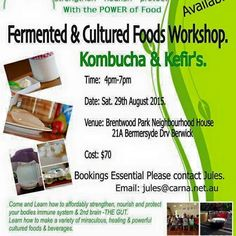 Learn how to Ferment food