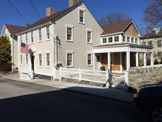 1811 Colonial - Isaac and Elizabeth Sherman House in Newport, Rhode Island - OldHouses.com