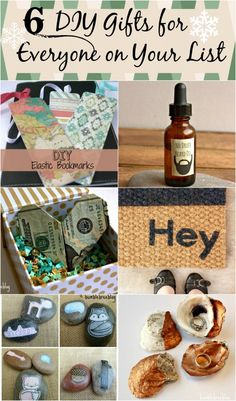 6 DIY Gifts for Everyone on Your List (Contributor Post) - All Things With Purpose