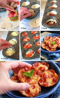 Sjove ideer til madpakken