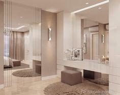Smaller version for stations Wardrobe Design Bedroom, Luxury Bedroom Design, Bedroom Bed Design, Home Room Design, Modern Bedroom, Bedroom Decor, Interior Design, Design Design, Luxurious Bedrooms