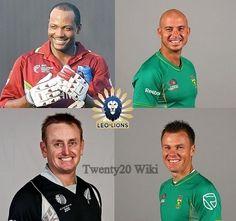 Leo Lions Squad for 2016 MCL Twenty20 - T20 Wiki