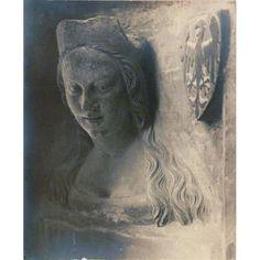 Josef Sudek (Czech, 1896-1966) - Bas-Relief Sculpture, St. Vitus Cathedral, 1920s