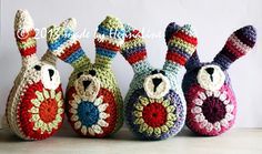 Easy Bunny: free pattern