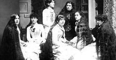 The obsession with women's hair became almost a fetish, famously illustrated by the case of the Seven Sutherland Sisters. Born to a poor turkey farmer in Cambria, New York, the sisters were encouraged by their father to perform, singing and playing various musical instruments. But it was their hair that was the draw. To capitalize on their assets, their father created a range of hair products. Eventually they joined Barnum and Bailey's circus and toured widely, appearing at the first World's…