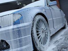 BMW Alpina B3S Cabriolet (E46) Limited Edition - Ultimate Snow Foam