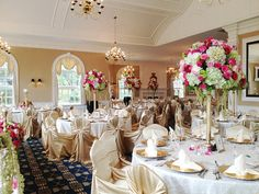 View the Rooms - Weddings & Events - Public Menu - The Wyndgate