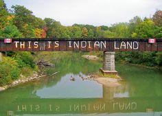 Garden River, First Nation, near Sault Ste Marie, Ontario