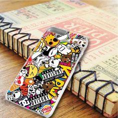 Sticker Bomb Sticker Collage iPhone 6 Plus|iPhone 6S Plus Case