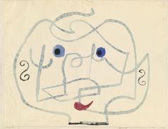 Paul Klee, Leontine, 1933