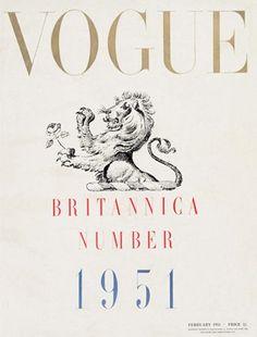 Vogue February 1951