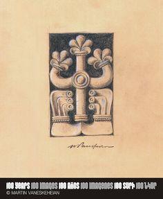 077. Tree of Life – Khachkar (cross-stone) / Árbol de la Vida – Jachkar (piedra-cruz) / Կենած Ծառ – Խաչքար © Martin Vaneskeheian