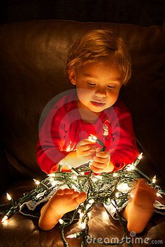 Nice idea for Christmas pictures