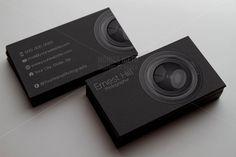 Photography Business Card Templates | Printable Photography Business Card Template by Monica Graphic Design ...