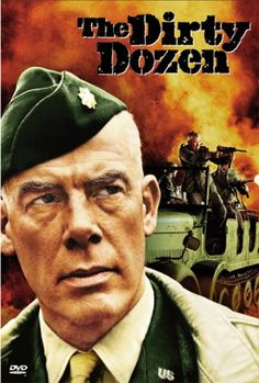 Movie Monday: The Dirty Dozen