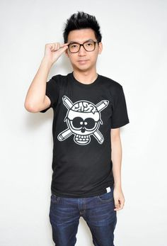 The Thinking Pirates    Get yours at:  http://thinkhead.myshopify.com/collections/frontpage/products/the-thinking-pirates