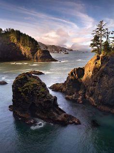 locals favorite, Oregon coast