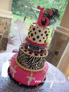 images of sweet sixteen cakes | Sweet Sixteen Birthday Cakes on Sweet 16 Cake Re Water 1 71175111 Std ...