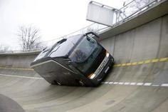 Setra - Busz tesztelés mercedes módra