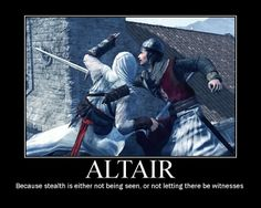 Altair by Michaelsully.deviantart.com on @deviantART