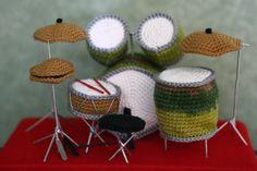 drums amigurumi pattern free - Pesquisa Google