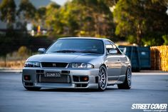Nissan Skyline Gtr R33, R33 Gtr, Nissan Gtr R34, Best Jdm Cars, Tuner Cars, Modified Cars, Dream Cars, Nissan Silvia, Japanese Cars
