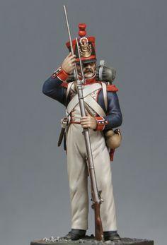 Line infantry : Line Infantry Grenadier 1812